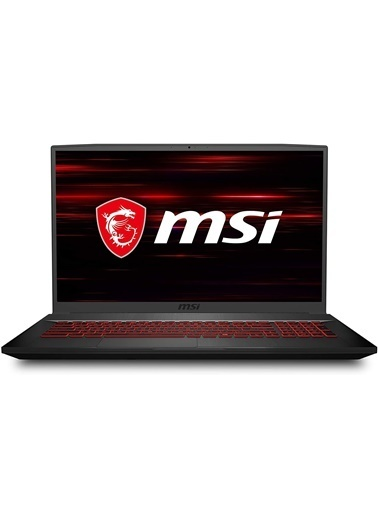 """MSI MSI GF75 Thin 10SC-004XTR i7-10750H 16GB RAM 512GB SSD GTX 1650 17.3"""" FHD Renkli"""